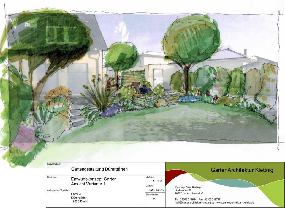 Gartenarchitekturklettnig gartenplanung in berlin mahlsdorf - Gartenberatung berlin ...